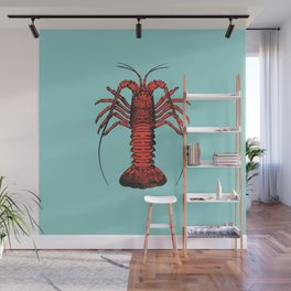 Spiny Lobster Wall Mural