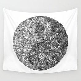 Yin-Yang Wall Tapestry