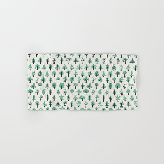 For the Trees Hand & Bath Towel