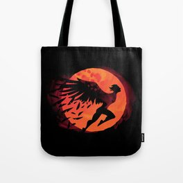 Icarus: Sunset Tote Bag
