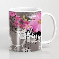 romantic Mugs featuring Romantic by Million Dollar Design