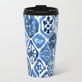 Arabesque tile art Travel Mug