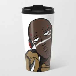 One Punch Is All I Need Travel Mug