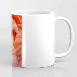 Flamingo Feathers Coffee Mug