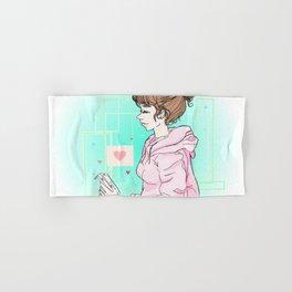 Talking To You Hand & Bath Towel