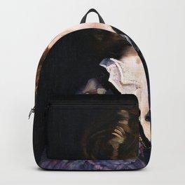 Portrait of a lady, Thea Proctor - George Washington Thomas Lambert Backpack
