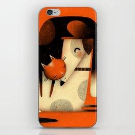 SNUGGLES iPhone Skin