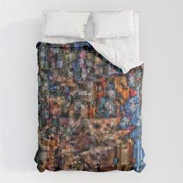 Wolf Puter Comforters