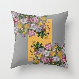 minima A.W. 02 Throw Pillow