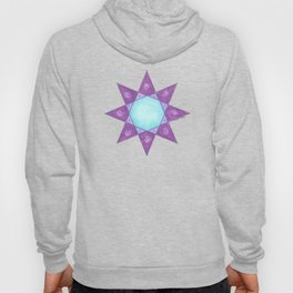 MESSAGE SHARING STAR  Hoody
