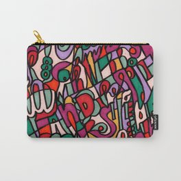 Jammin' Good (Berry) Carry-All Pouch
