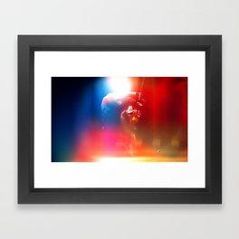 Varia Framed Art Print