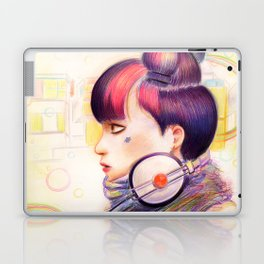 Sweet Dj Laptop & iPad Skin