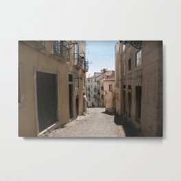 Travel Series: Lisbon Metal Print