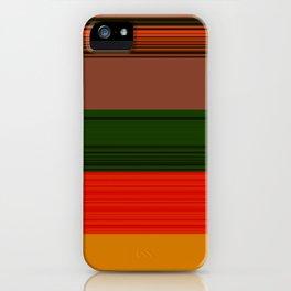 COLOR #35 iPhone Case