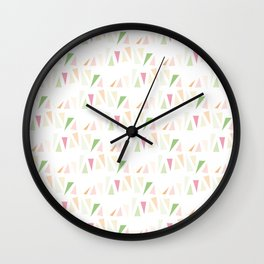 Cut-outs Wall Clock