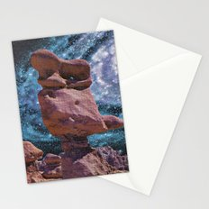Space Rock Stationery Cards