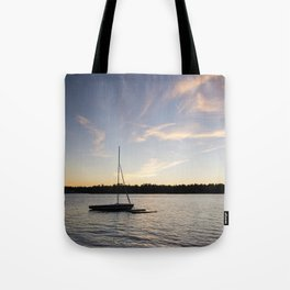 Come Sail Away. Tote Bag