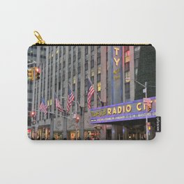 Radio City Music Hall, NYC Carry-All Pouch