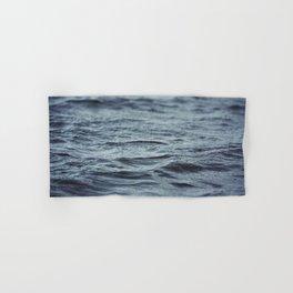 Carved Waves Hand & Bath Towel