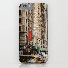 neon city iPhone Case