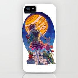 Sailor Jupiter Fashion Planet iPhone Case