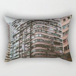 Kowloon Density Rectangular Pillow