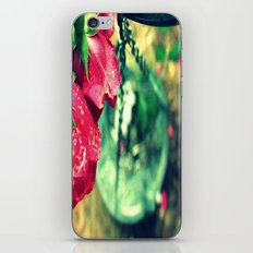 Rose and Chain iPhone & iPod Skin
