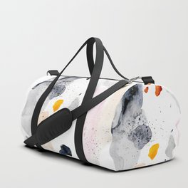 thoughtform - abstract painting Duffle Bag