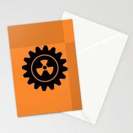 Hazardous Machinery 2 Stationery Cards