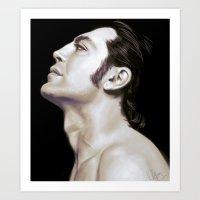 Javier Art Print