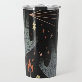 A Curse Upon You! Travel Mug