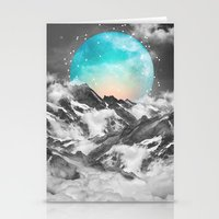 coldplay Stationery Cards featuring It Seemed To Chase the Darkness Away by soaring anchor designs