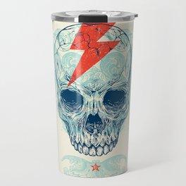 Skull Bolt Travel Mug