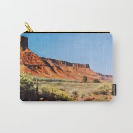 Onion Creek Morning Carry-All Pouch