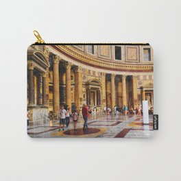The Pantheon, Rome, Italy Carry-All Pouch