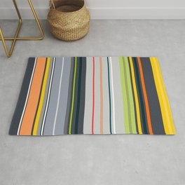 Colorful Summer Rug