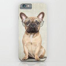 Mr French Bulldog iPhone 6s Slim Case