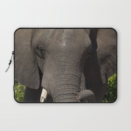 Elephant Detail Laptop Sleeve