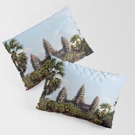 Angkor Wat Pillow Sham