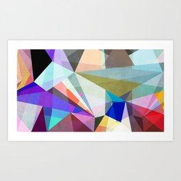 Colorflash 3 A Art Print
