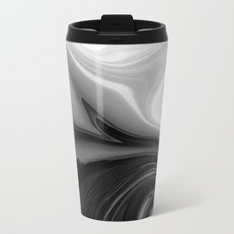 BRILLIANT - BLACK Travel Mug