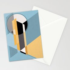 Minimal Afternoon #642 Stationery Cards