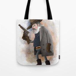 Rooster Cogburn Tote Bag