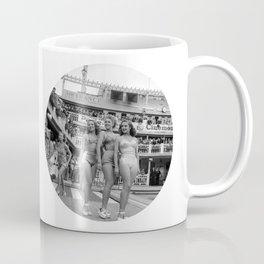 Vintage Swimsuit Models Coffee Mug