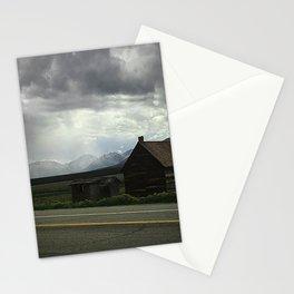 Barn Stationery Cards