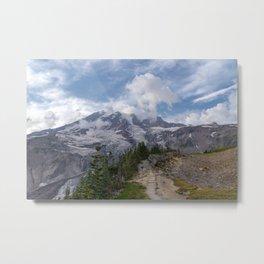 Pine Ridge Metal Print