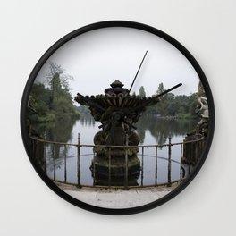 Kensington Gardens Wall Clock
