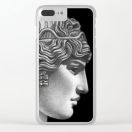 Antinous Clear iPhone Case