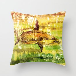 So Cal Local (Distressed Edition) Throw Pillow